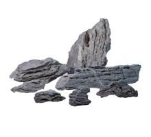 Aquadeco Seiryu Rock natūralių akmenų komplektas 60l; 9vnt