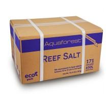 Aquaforest Reef Salt jūros druska; 25kg