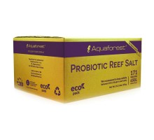 Aquaforest Probiotic Reef Salt jūros druska; 25kg