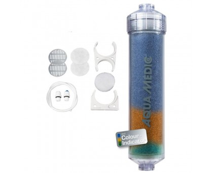 Aqua Medic Top End filtras su indikatorium