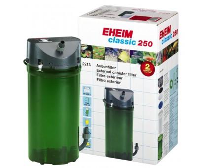 Eheim 2213 Classic 250+ išorinis filtras su užpildais