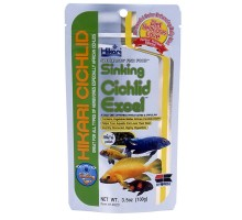 Hikari Cichlid Excel Sinking Mini maistas žuvims; 342g