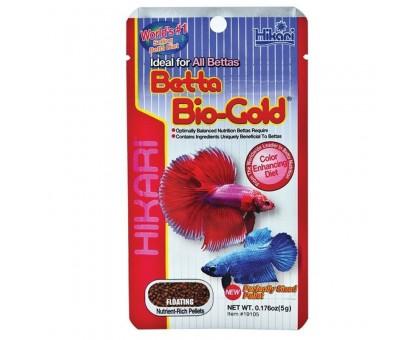 Hikari Betta Bio Gold maistas žuvims; 5g