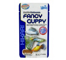 Hikari Fancy Guppy maistas žuvims; 22g