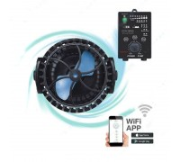 Jebao SOW-9M Wi-Fi srovės bangomušos pompa; 9000l/val