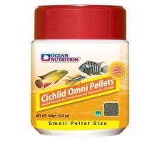Ocean Nutrition Cichlid Omni Pellet small maistas žuvims; 100g, 200g
