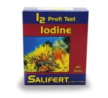 Salifert I2 Profi Jodo vandens testas