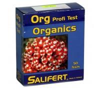 Salifert Org organinių medžiagų vandens testas