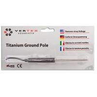 Vertex Titanium įžeminimas