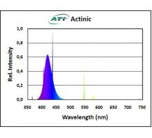 ATI aquaristik Actinic T5 lempa; 39W; 84,9cm