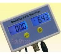 Aquarium Electronic Salinity Ph Monitor PH-27XX
