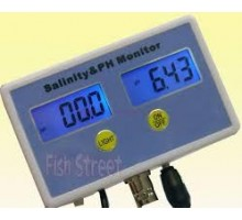 Aquarium Electronic Salinity Ph Monitor PH-27XX