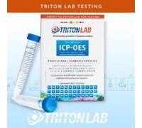 Triton Labs ICP-OES - Laboratory Seawater Analysis
