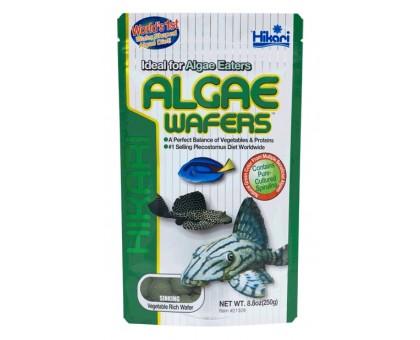 Hikari Algae Wafers maistas dugninėms žuvims; 82g, 250g, 1000g