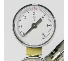 Tunze Pressure reducer, 7077/3 0-250 bar