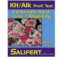 Salifert KH/Alk karbonato kietumo ir šarmingumo vandens testas
