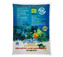 Nature's Ocean Bio-Activ Live Aragonite Reef Sand 9 kg